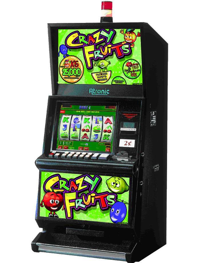 Игровые автоматы Атроник