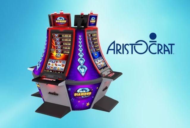 Игровые автоматы Aristocrat