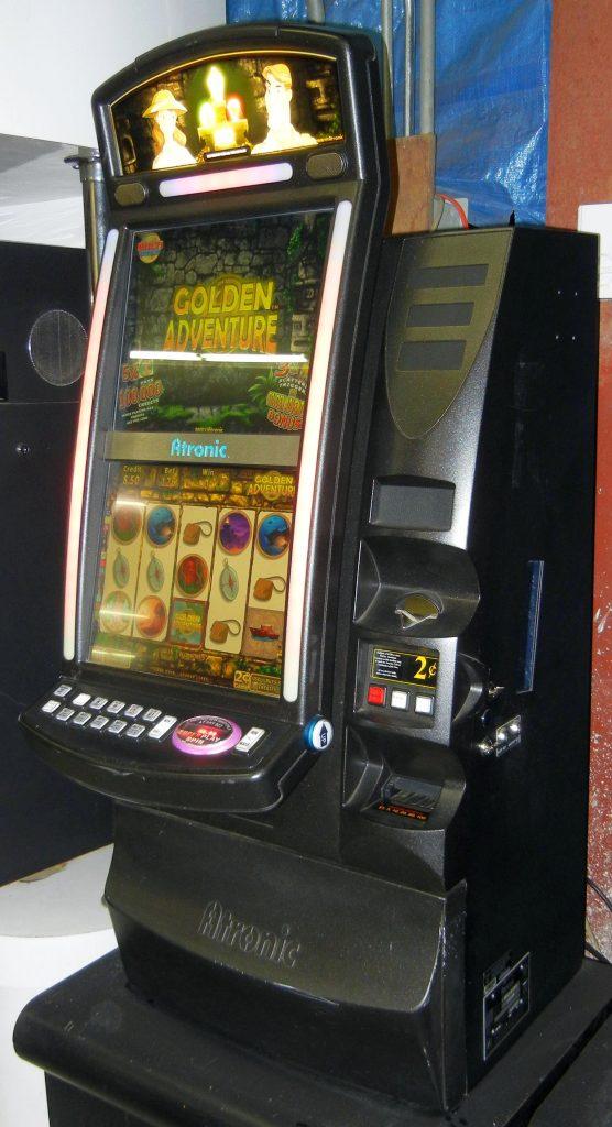 Ремонт игровых автоматов