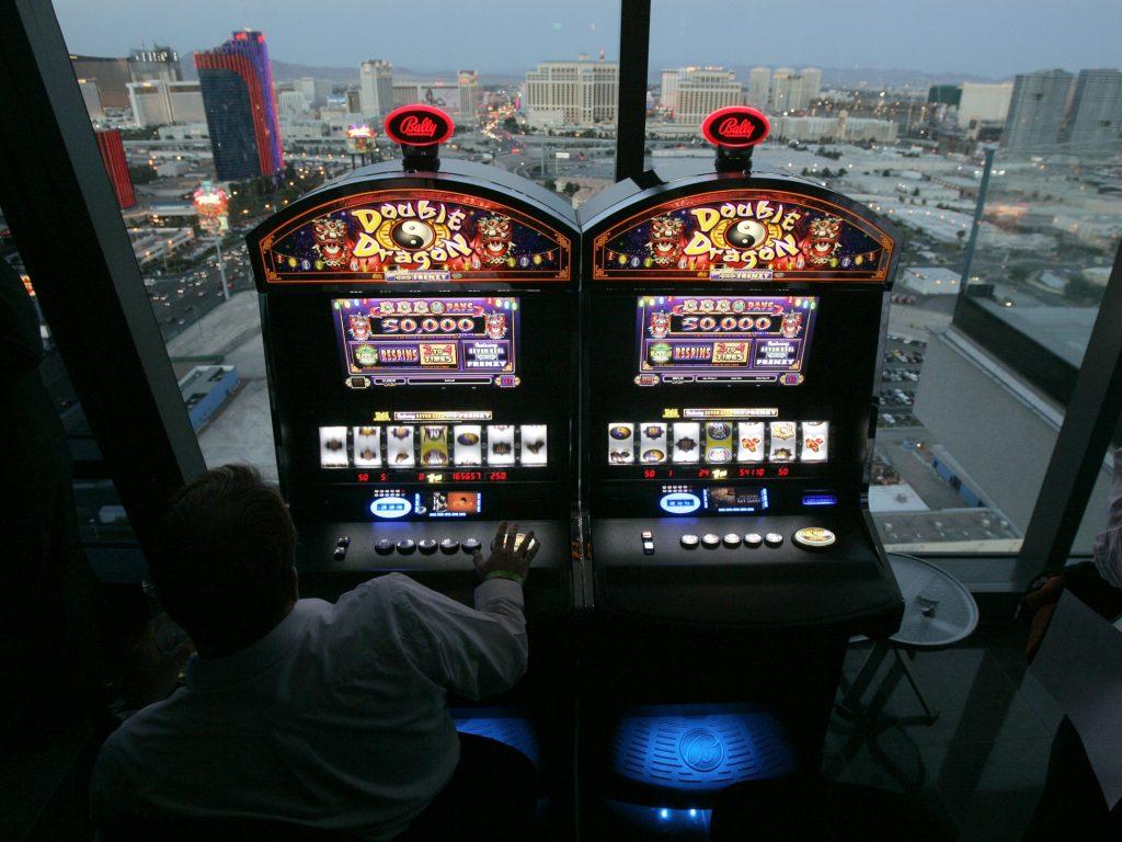 Игровые автоматы Bally