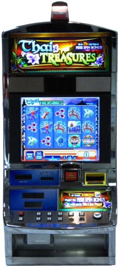 Игровые автоматы Williams