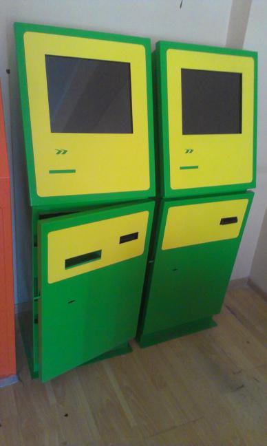 Лотерейные игровые автоматы