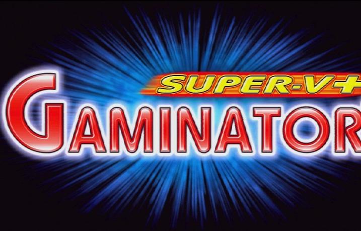 Игровой автомат Gaminator Super V+