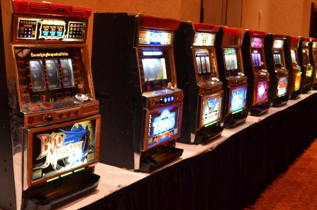Оборудование для казино БУ