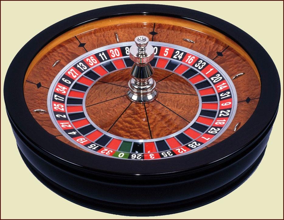 Рулетки для казино