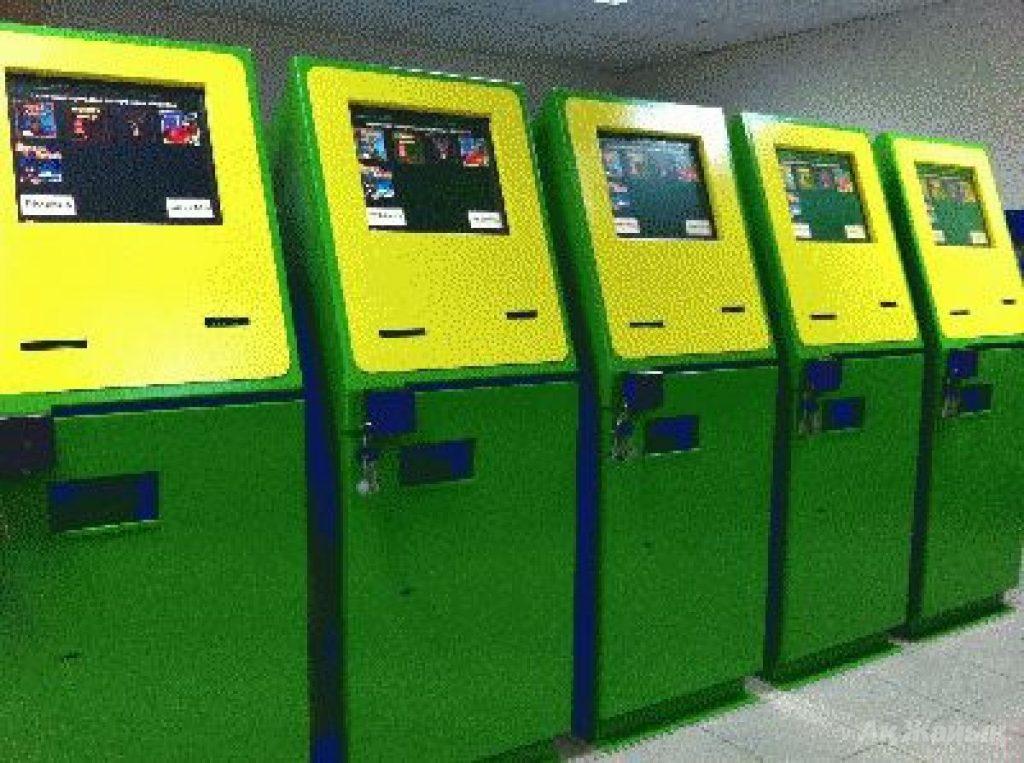 Игровые терминалы для казино