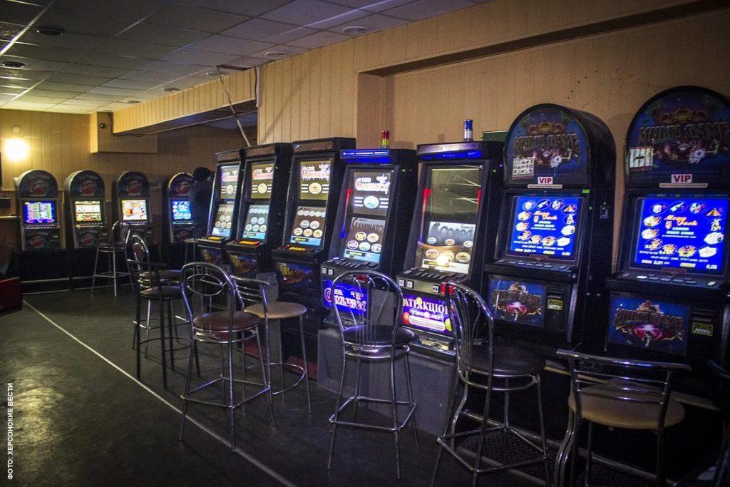 Развлекательные аппараты для казино