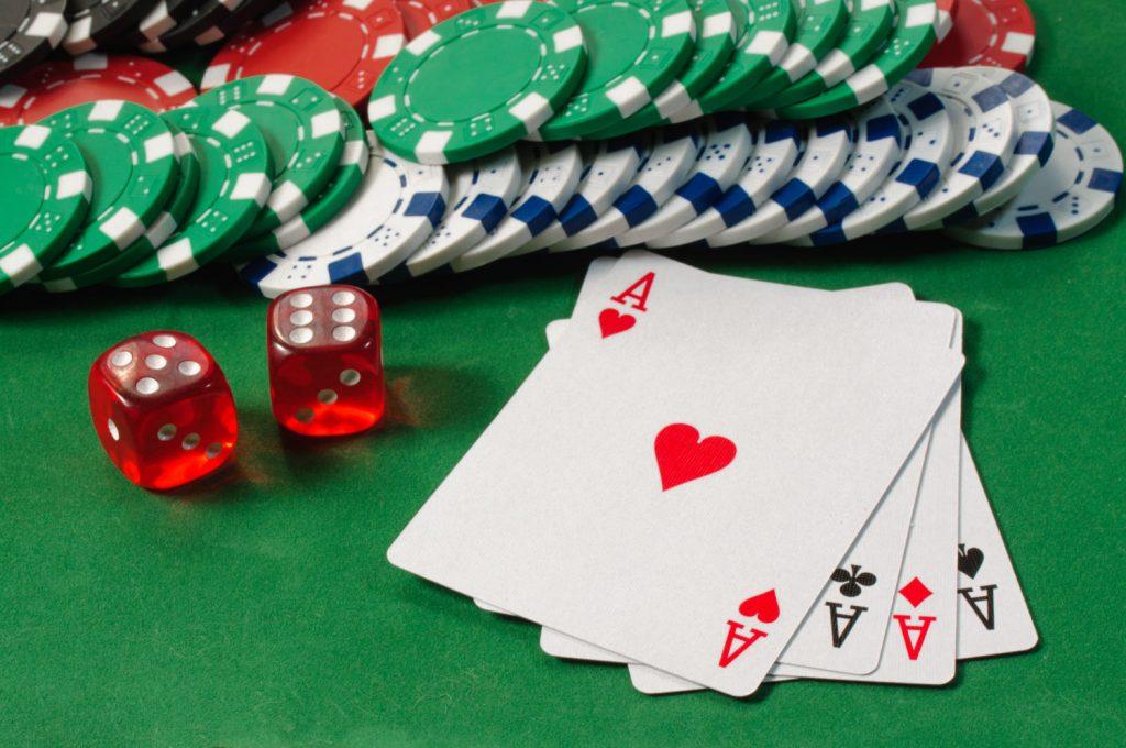 Сукно для покера для казино