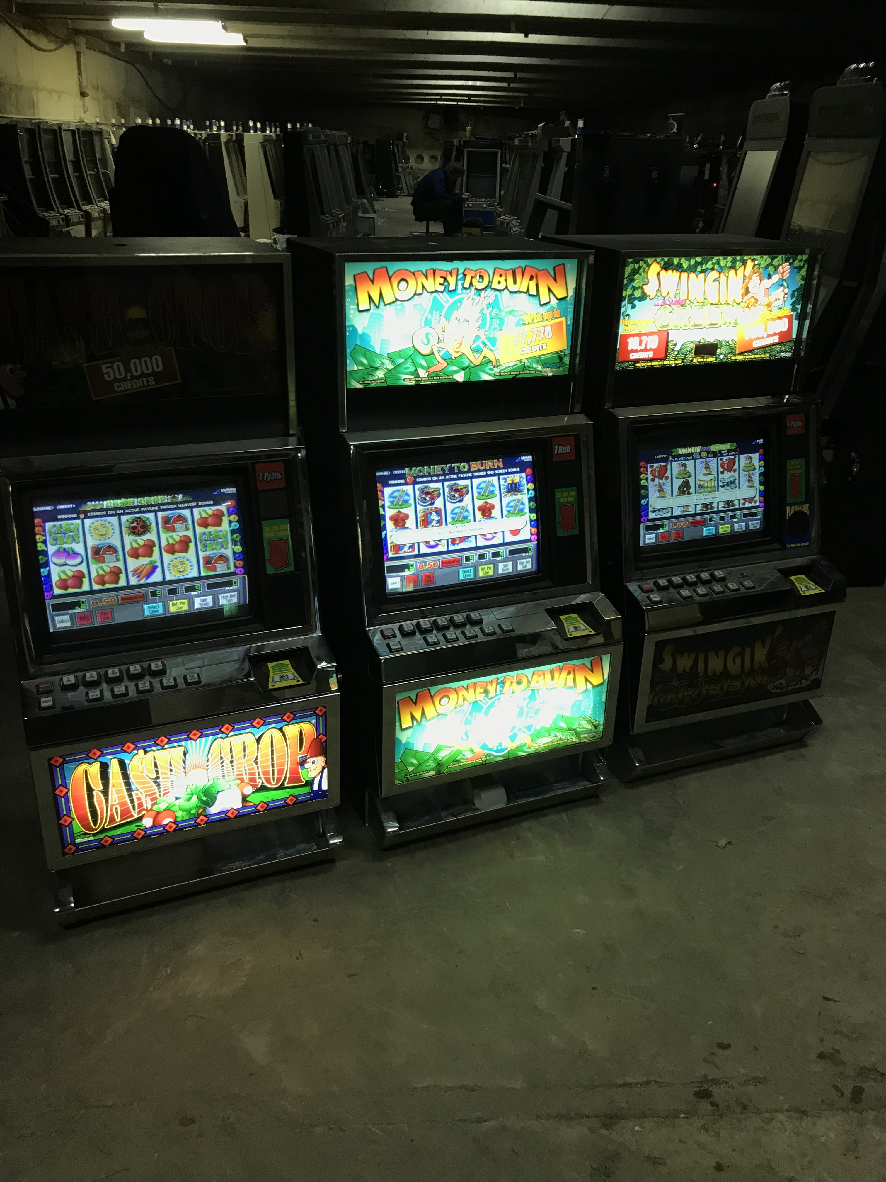 Игровые аппараты Вильямс (Williams) в наличии