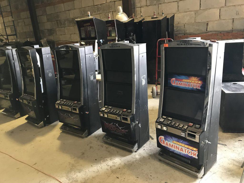 Gaminator игровые автоматы