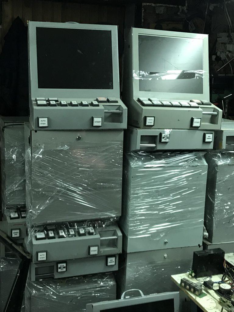 Чемодан игровой автомат
